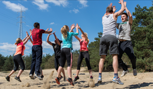 foto: bootcamp training outdoor