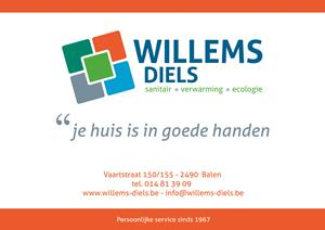 Willems - Diels Verwarming